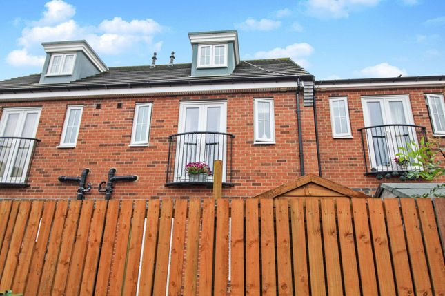 Rear View of Rennison Mews, Blaydon NE21
