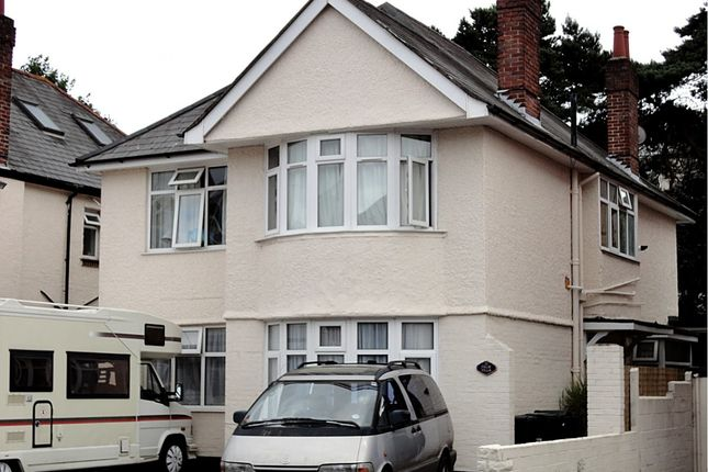 Thumbnail Detached house for sale in Frances Road, Bournemouth, Dorset