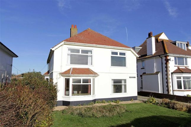 Thumbnail Property for sale in Marine Drive East, Barton On Sea, New Milton