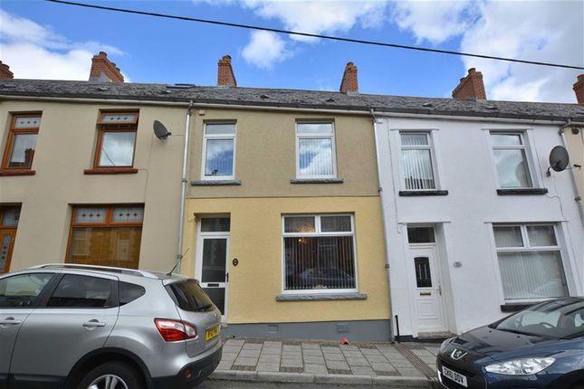 Thumbnail Terraced house for sale in King Street, Aberdare, Rhondda Cynon Taff