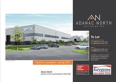 Thumbnail Office to let in Adanac North, Adanac Drive, Nursling, Southampton