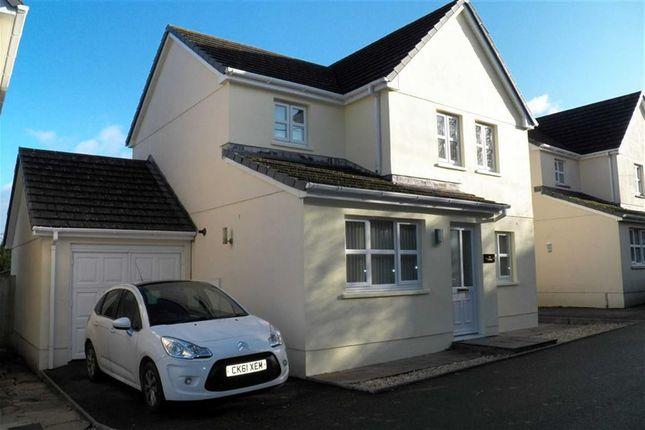 Thumbnail Detached house for sale in Ashgrove, Pontyberem, Llanelli