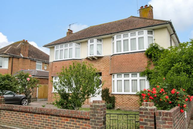 Thumbnail Detached house for sale in Rectory Gardens, Broadwater, Worthing