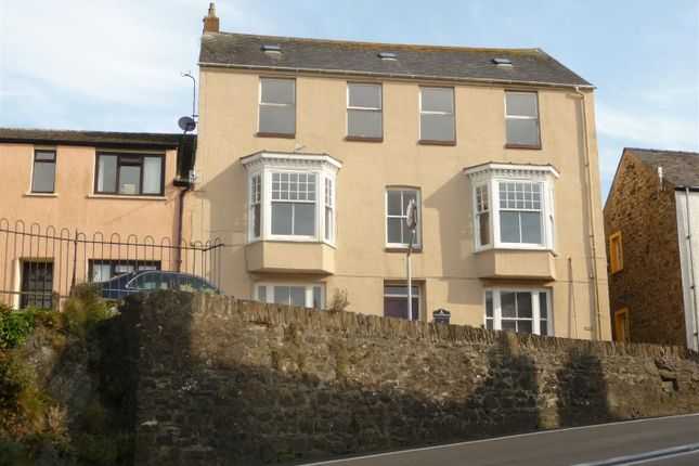 Thumbnail Flat for sale in Flat 3, Tower House, Tower Hill, Fishguard