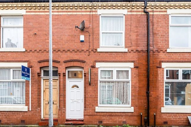 Thumbnail Terraced house to rent in Lydford Street, Salford