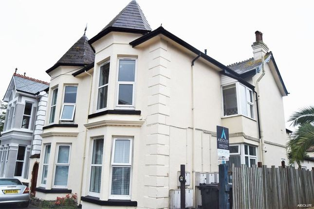 3 bed end terrace house for sale in New Road, Brixham
