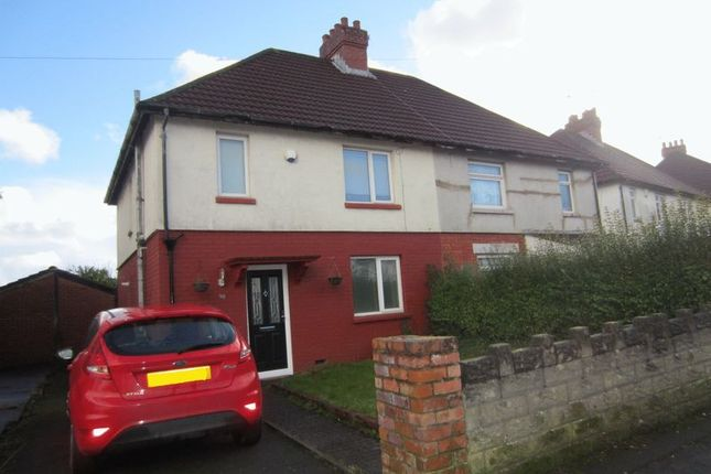 Thumbnail Semi-detached house for sale in Redhouse Road, Cardiff