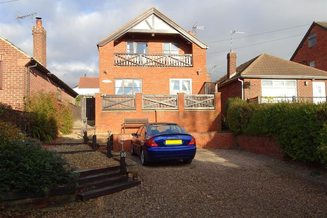 Thumbnail Detached house for sale in Thorpes Road, Heanor