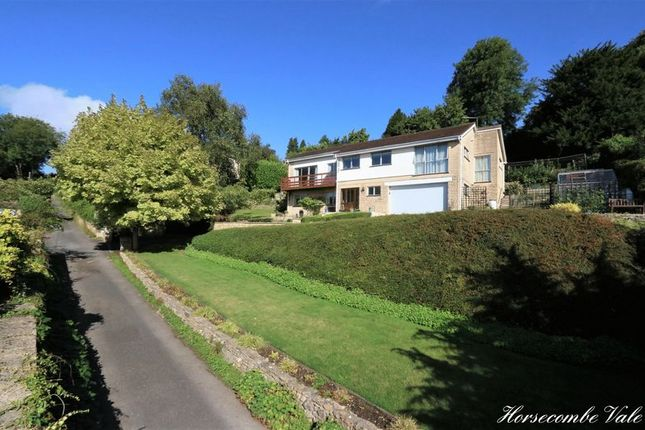 Thumbnail Detached house for sale in Horsecombe Vale, Combe Down, Bath