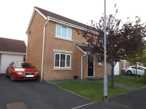 3 bed detached house for sale in Holmecroft Chase, Westhoughton, Bolton, Greater Manchester