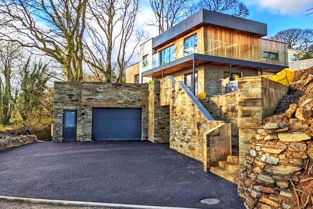 Thumbnail Detached house for sale in Old Carnon Hill, Carnon Downs, Truro, Cornwall