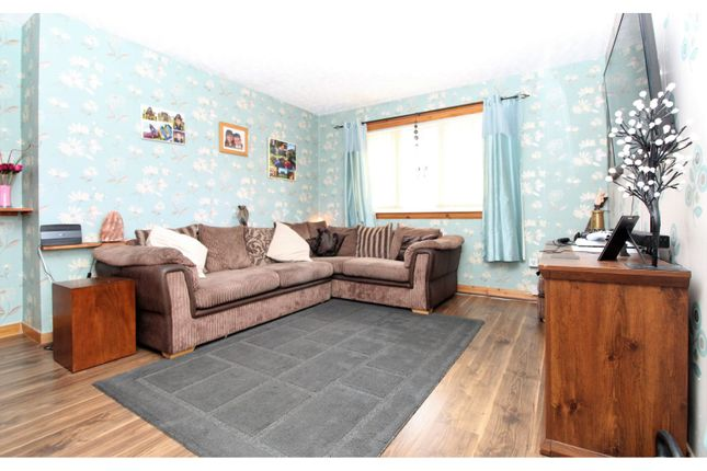 Lounge of Burnbrae Crescent, Mastrick, Aberdeen AB16