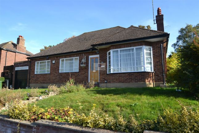 Thumbnail Detached bungalow to rent in Heathdene Manor, Grandfield Avenue, Watford