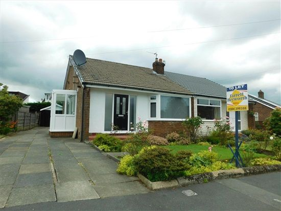 Thumbnail Bungalow to rent in Whitegate Drive, Bolton