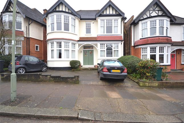 Thumbnail Detached house to rent in Church Crescent, Finchley