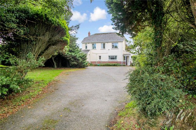 Thumbnail Detached house for sale in Woolacombe