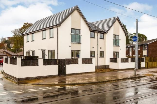 Thumbnail Terraced house for sale in Fletcher Road, Beeston