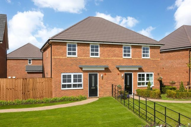 """Thumbnail End terrace house for sale in """"Maidstone"""" at Wheatley Hall Road, Doncaster"""