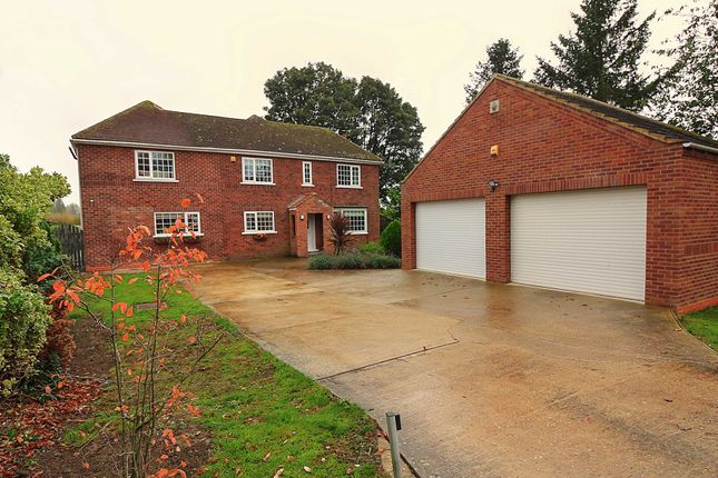 5 bed detached house for sale in Main Street, Althorpe, Scunthorpe DN17