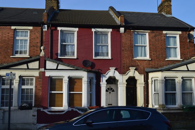Thumbnail Terraced house for sale in Wigston Road, London