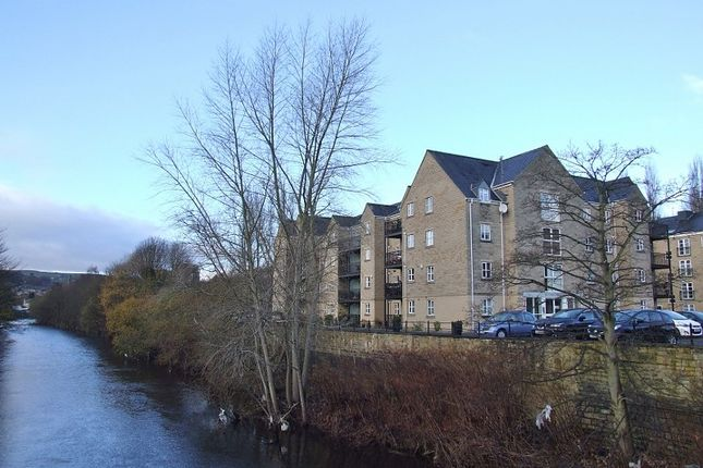 Thumbnail Flat to rent in The Riverine, Sowerby Bridge, Halifax