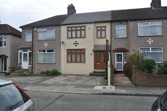 Thumbnail Terraced house to rent in Powys Close, Bexleyheath, Kent