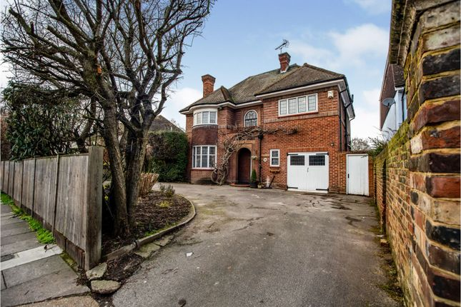 Thumbnail Detached house for sale in Pelham Road, Gravesend