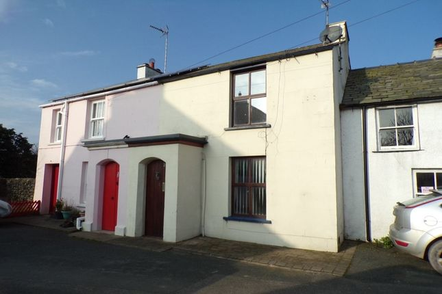 Thumbnail Terraced house for sale in The Nook, Silecroft, Millom