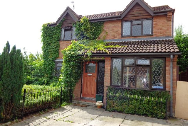 Thumbnail Detached house to rent in Bridestowe Close, Meir Park, Stoke On Trent