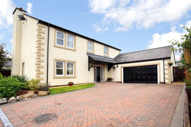Thumbnail Detached house for sale in Derwentside Gardens, Cockermouth