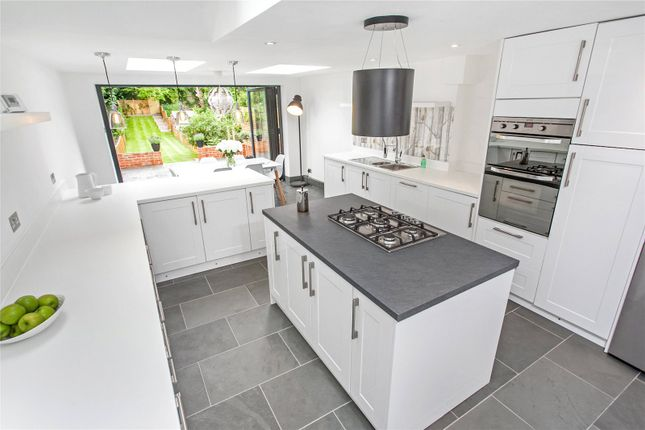 Thumbnail Terraced house for sale in Bar End Road, Winchester, Hampshire