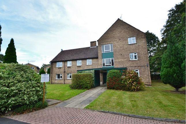 Thumbnail Flat to rent in Oakwood Court, Oakwood, Leeds