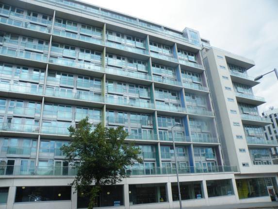 Front of The Litmus Building, 195 Huntingdon Street, Nottingham, Nottinghamshire NG1