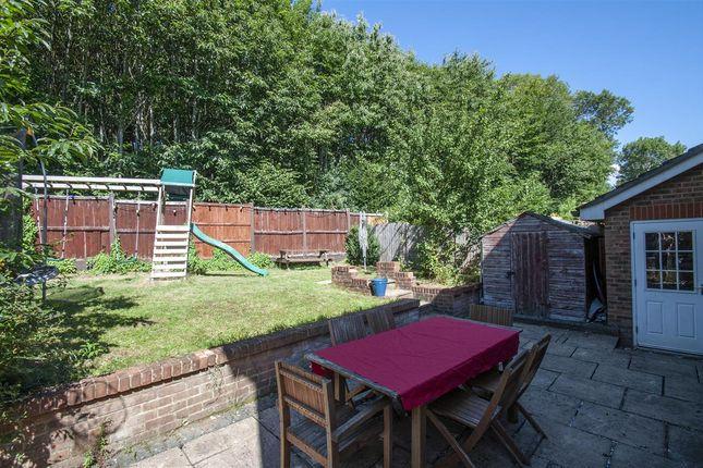 Garden of Spindlewood End, Godinton Park, Ashford, Kent TN23