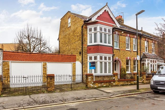 Thumbnail Semi-detached house for sale in Herbert Road, Wimbledon