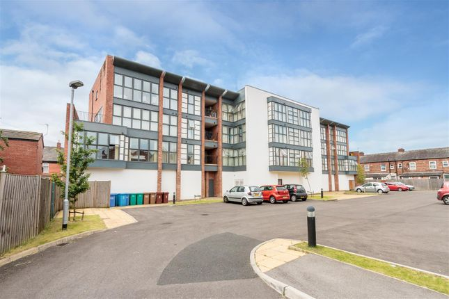 Thumbnail Flat for sale in Cotton Square, Claremont Road, Manchester