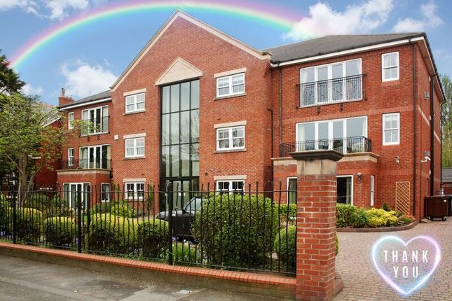 Thumbnail Flat for sale in Cambridge Road, Churchtown, Southport