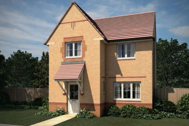 "Thumbnail Detached house for sale in ""Kington"" at Green Lane, Yarm"