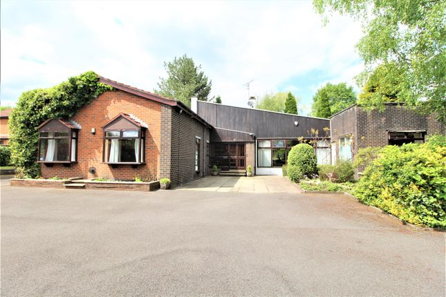 Thumbnail Detached bungalow for sale in Sunny Brow Road, Middleton, Manchester