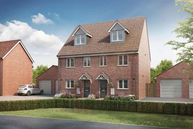 Thumbnail Semi-detached house for sale in Randolph Close, Maldon