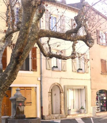 Thumbnail Town house for sale in Figanieres, Haut Var, 83830