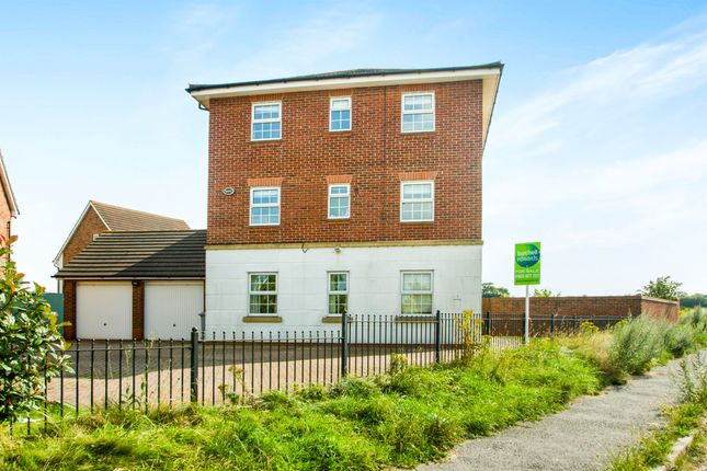 Thumbnail Detached house for sale in Ward Road, Clipstone Village, Mansfield