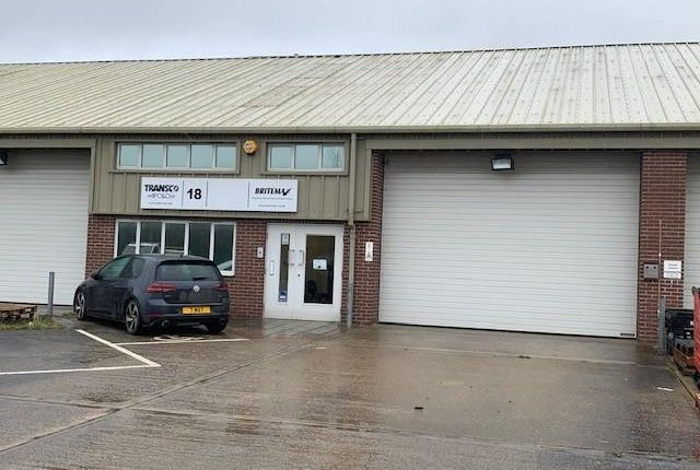 Thumbnail Industrial to let in Units 18 & 19, Lambs Business Park, Terracotta Road, South Godstone, Godstone, Surrey