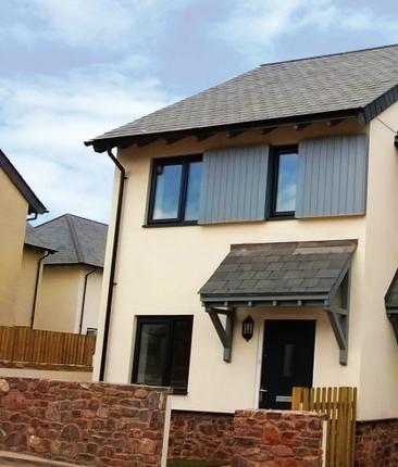 Thumbnail Semi-detached house for sale in Higher Tweed Mill, Weavers Wat, Dartington Devon
