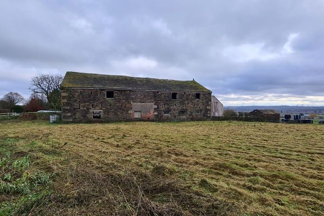 Thumbnail Barn conversion for sale in Bradley Fold Road, Ainsworth, Bolton
