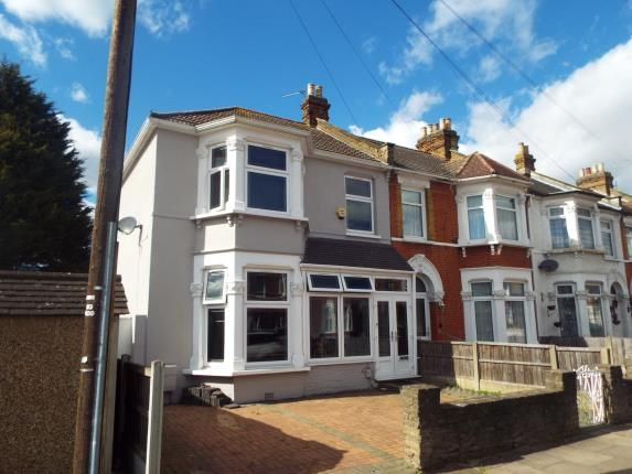 Thumbnail End terrace house for sale in Ilford, London, United Kingdom