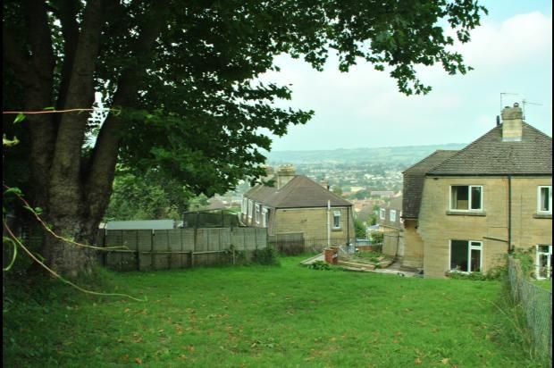 Thumbnail Semi-detached house to rent in North View Close, Bath