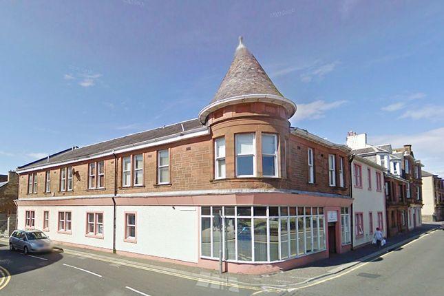 1 bed flat for sale in 38B, Green Street, Saltcoats KA215HQ KA21