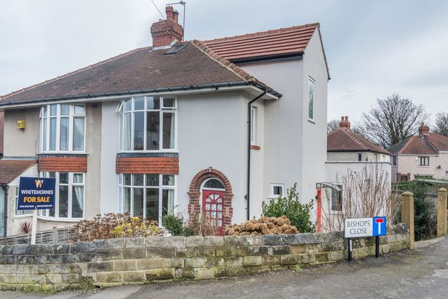 Thumbnail Semi-detached house for sale in Bishopscourt Road, Sheffield