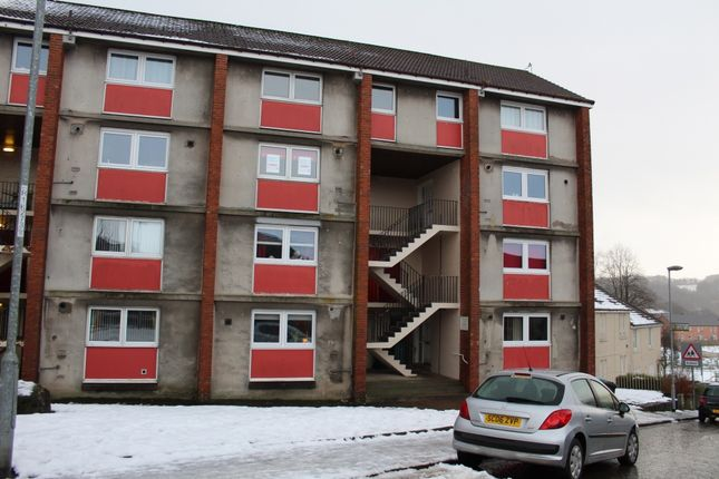 Thumbnail Maisonette to rent in Park Lane, Kilsyth